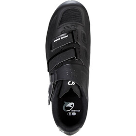 PEARL iZUMi Select Road V5 kengät Miehet, black/black